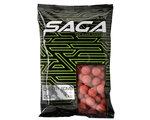 saga premium boilie cherry bomb