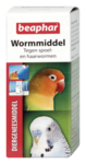 Beahar Wormmiddel vogel 10ml