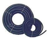 zwarte spiraalslang vijver 25mm
