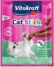 Vitakraft Catstick Mini Eend en Konijn