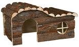 houten caviahuis hanna