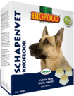 Biofood Schapenvet met knoflook maxi