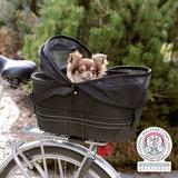 Hondenfietsmand brede bagagedrager det.2