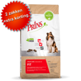 Prins procare standard fit 15 kg korting aanbieding