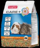 Beaphar Care+ Cavia 1,5kg + 2x gratis knabbelsticks det.1