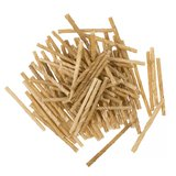 Runderhuid sticks 7-8mm 100 stuks
