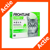 Frontline Combo Kat 3 pipet actie
