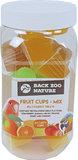 Back Zoo Nature fruitcups mix 24 stuks