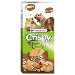 Crispy Biscuits Knaagdieren Noten 6 stuks