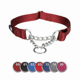 Premium Correctie Hondenhalsband Nylon L/XL