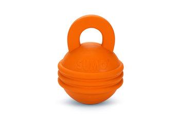 Beeztees SUMO kettlebell Orange