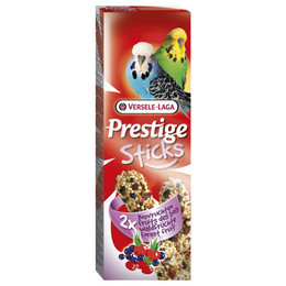 Versele Laga Parkiet Prestige Sticks Bosvruchten 2 in 1