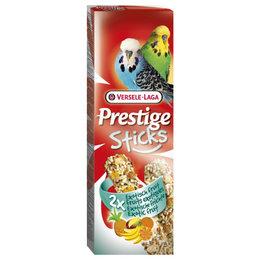 Versele Laga Parkiet Prestige Sticks Exotisch Fruit 2 in 1