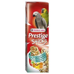 Versele Laga Papegaai Prestige Sticks Exotisch Fruit 2 in 1