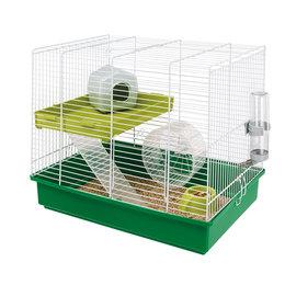 Ferplast Hamsterkooi Hamster Duo Wit