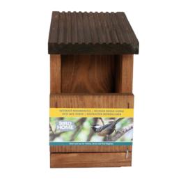 Birdhome Roodborst Nestkast