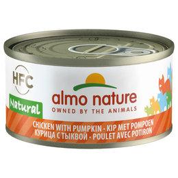 Almo Nature HFC Natural Kip met Pompoen 70gram