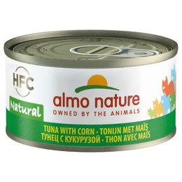 Almo Nature HFC Natural Tonijn Mais 70gram