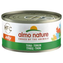 Almo HFC Jelly Tonijn 70gram