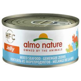 Almo Nature HFC Jelly Gemengde Zeevis 70gram