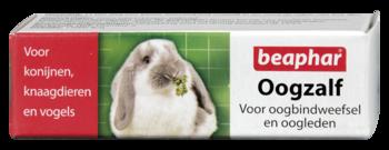 Beaphar Oogzalf Knaagdieren en vogels