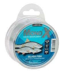 C-tec silverfish witvis lijn 500 meter