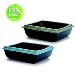 Eco open kattenbak juliet met rand