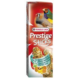Versele Laga Tropen Prestige Sticks Exotisch Fruit 2 in 1