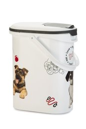 Curver Voercontainer hond 10 liter - ca. 4 kg