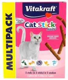 Vitakraft Catstick mini multi pack