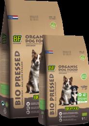 Biofood hondenvoer geperste brok kip 8KG