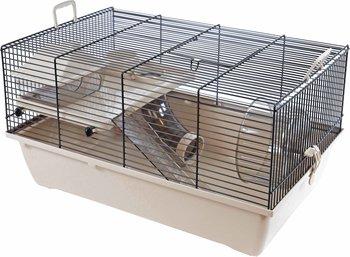 Hamsterkooi Pinky 1 mokka