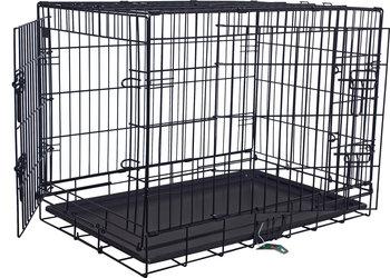 Boon bench zwart 60x43x52 cm