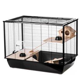 Hamsterkooi black hammer 78x48x58 cm