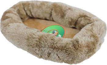 Knaagdierslaapmand Soft Bruin 30cm