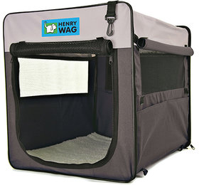 Henry Wag opvouwbare bench large