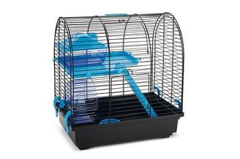 Hamsterkooi Grim2 blauw