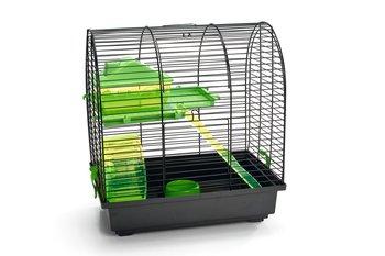 Hamsterkooi Grim2 groen