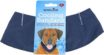Koelband hond donkerblauw