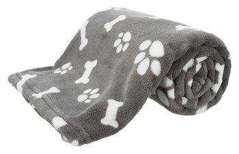 Hondendeken kenny grijs 75x50cm