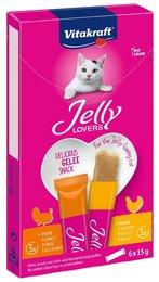 Vitakraft Jelly lovers kip kalkoen 6 st.
