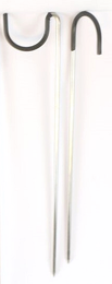Bosbaanset Hengelsteun 40 cm