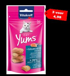 Vitakraft Yums met Zalm