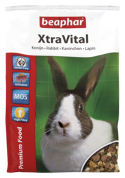 Beaphar XtraVital Konijn 2,5kg