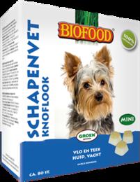 Biofood Schapenvet Mini Knoflook