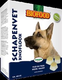 Biofood Schapenvet Maxi Knoflook