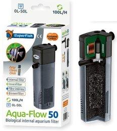 SuperFish Aquaflow 50 Binnenfilter