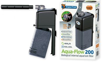SuperFish Aquaflow 200 Binnenfilter