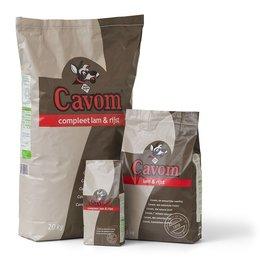 Cavom Compleet Lam en Rijst 5kg
