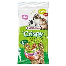 Cavia Konijn Crispy Sticks 3 Stuks
